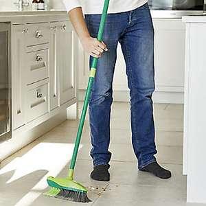 Kleensmart Easy Sweep Vacuum Broom Plus. 3 year guarantee £19.99 + £3.50 delivery @ Lakeland
