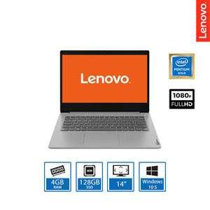 "New Lenovo IdeaPad 3 14"" Full HD Laptop Pentium Gold 6405U, 4GB, 128GB £289.99 Nectar holders / £305.99 without at laptopoutletdirect ebay"