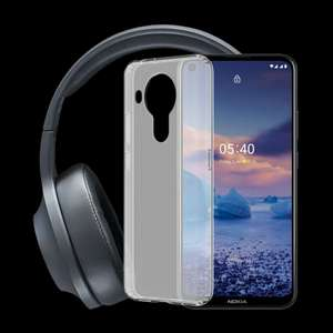 Nokia 5.4 64GB 4GB Smartphone + Case & Headphones - £169.99 Delivered @ Nokia