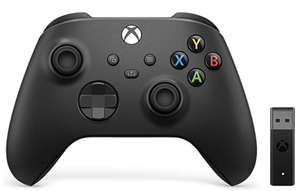 Xbox Wireless Controller + Wireless Adapter for Windows (Xbox Series X/) - £52.44 @ Amazon EU *Currently out of stock*