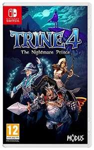 Trine 4 The Nightmare Prince (Nintendo Switch) 11.49 Prime // 14.48 Non-Prime @ Amazon