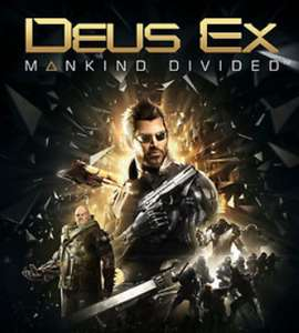 [Steam] Deus Ex: Mankind Divided (PC) - £2.46 / Digital Deluxe Edition Inc Base Game & Season Pass - £3.69 @ Green Man Gaming