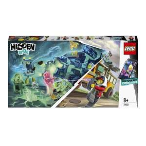 LEGO Hidden Side 70423 Paranormal Intercept Bus £39.99 @ Smyths Toys