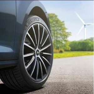 Claim up to £100 when you purchase two or more Michelin tyres before 31st May 2021 at participating dealers @ Michelin