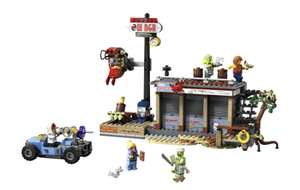 Lego Hidden Side 70422 Shrimp Shack Attack - Rare Retired Set £33.74 + £4.95 shipping @ Legoland Online