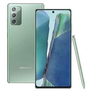 Samsung Galaxy Note20 5G Mystic Green 256 GB (UK Version) £690.05 @ Amazon