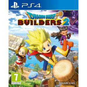 Dragon Quest Builders 2 (PS4) £14.30 delivered at The Gamery
