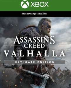 Assassins Creed Valhalla Ultimate Edition (Xbox) - £59.99 @ CDKeys