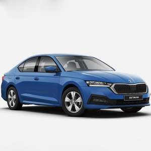 24 month lease - Skoda Octavia Hatchback Special Edition 1.0 TSI SE First Edition 5dr £174.22pm + £239 admin = £4420 (5k miles) @ LeaseLoco