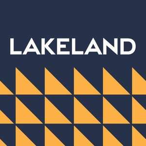 £10 off £50 spend or £5 off £30 spend (Check email\latest post magazine) at Lakeland