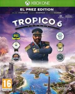 Tropico 6 (El Prez Edition) Xbox One - £12.99 delivered at Coolshop