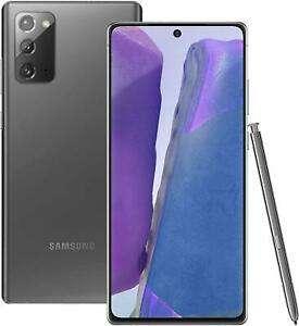 Samsung Galaxy Note 20 5G Duos SM-N981B Android Smartphone Grey 256GB Unlocked - Used Grade B £474.99 @ xsitems_ltd / eBay