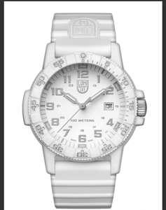 Luminox Leatherback Sea Turtle Giant White Watch XS.0327.WO £155 @ James Porter & Son