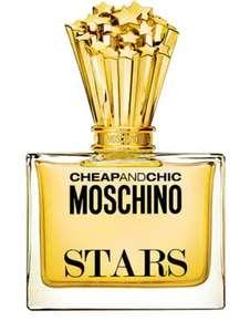 MOSCHINO Cheap & Chic Stars Eau de Parfum 50ml £12.99 at The Perfume Shop