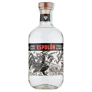 Espolon Blanco Super Premium Tequila, 100% Agave, 70cl - £20.50 @ Amazon