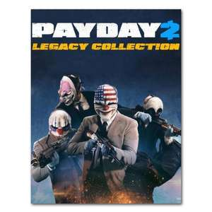 Payday 2 Legacy Collection [PC /Steam Key] £5.25 including Fees Via Paypal @ eneba / WorldTarder