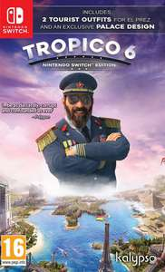 Tropico 6 (Nintendo Switch) - £16.95 Delivered @ The Game Collection