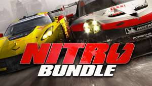 [PC Steam] Nitro Bundle (Grid 2019   Project Cars GOTY   RedOut Enhanced Edition and more)- £4.18 @ Fanatical