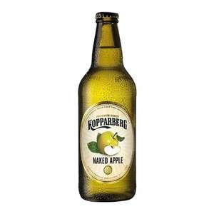 Kopparberg Naked Apple Cider 500ml 4.5% £1 in home bargains (North West)