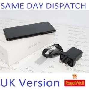 "Opened (Never Used) - Sony Xperia 5 II (5G) - Smoke Black - 6.1"" FHD+ 120 Hz / 128GB Unlocked & SIM Free £499.99 @ ebay / uk**seller"