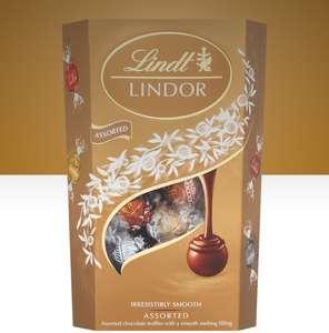 Lindt Lindor mixed truffles - £1.99 Instore @ Farmfoods (Leeds)