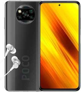 POCO X3 NFC- Smartphone 6GB 64GB - £159 / 128GB - £179 // Xiaomi Mi 10t Lite 64GB - £189 @ Amazon