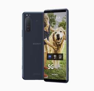 Sony Xperia 5 II 5G- 6.1 Inch 21:9 CinemaWide™ FHD+ HDR OLED display 120Hz - Triple lens camera - 8 GB - 128 GB - £549 at Amazon