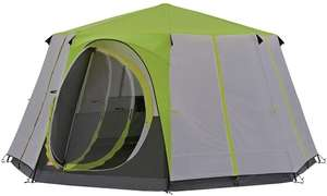 """Coleman Tent Octagon 6 """"person"""" Festival Dome Tent - £170 delivered @ Amazon"""