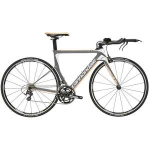 Cannondale Slice 105 2016 Triathlon Bike £1000 @ Evans Cycle