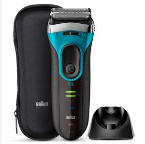 Braun Series 3 ProSkin Electric Shaver - Charging Stand - extended 1 year Braun warranty £52 @ Braun Shop