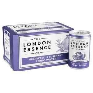 The london essence co grapefruit & rosemary tonic water 6x150ml - 81p in Tesco Broughton