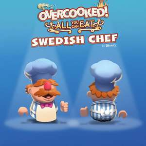 Overcooked! All You Can Eat - Swedish Chef DLC (Nintendo Switch / Steam) - Free until 30th of April @ Steam Store