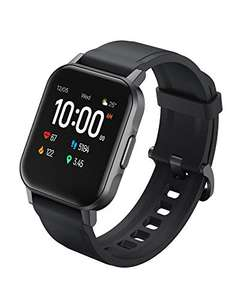 AUKEY LS02 Smartwatch, 1.4'' Screen/IP68/Heart Rate Monitor/Music Control for £19.99 (+£4.95 Non-Prime) - Sold by Key Series UK / FBA