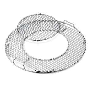 Weber (8835) GBS Hinged Cooking Grates 57cm - £29.49 Delivered @ Wowbbq