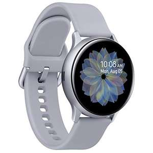 Samsung Galaxy Watch Active2 Aluminium 40 mm LTE Cloud Silver - £108.28 (UK Mainland) @ Amazon Germany