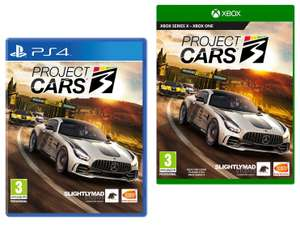Project Cars 3 (PS4 / Xbox One) - £15.97 delivered @ Currys PC World