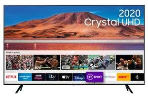 "SAMSUNG UE75TU7100 75"" Smart Ultra HD 4K LED TV - £720 Deliverd with code @ rgbdirect eBay"