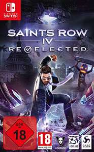 Saints Row IV Re-Elected (Switch) - £12.95 Prime / +£2.99 non Prime @ Amazon