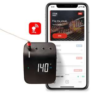 Weber Connect Smart Grilling Hub (3202) £109.99 Delivered @ WowBBQ
