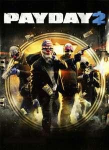 PayDay 2 Steam Key (PC) - £1.35 @ GameFactory on Eneba