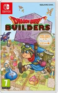 Dragon Quest Builders (Nintendo Switch) - £17.99 Prime / +£2.99 non Prime @ Amazon