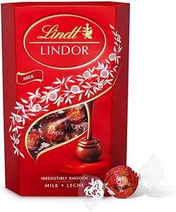 237G Lindor chocolates original/Allsorts - £2.49 each Farmfoods, Sutton