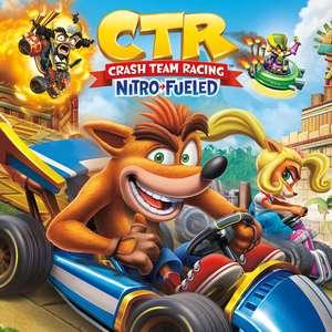 Crash Team Racing Nitro-Fueled (Nintendo Switch) £17.50 @ Nintendo eShop