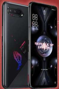 """Asus ROG Phone 5 5G, 6.78"""" 144hz AMOLED, Snapdragon 888, Android 11, 6000mAh - £425.04 @ Ali Express Deals / Asus Authorized Store"""