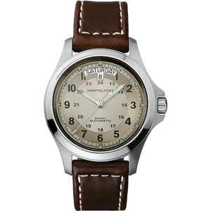 Hamilton Khaki King Automatic Watch - £365 (With Code) @ CW Sellors