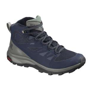 Salomon Outline Mid GTX Hiking Shoes £59 @ Wiggle