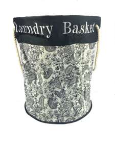 3 X Round 87L Fabric Laundry Bag Collapsible £7.99 delivered @ multi.fc.store / ebay