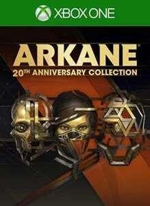 Arkane Anniversary Collection inc Dishonored DE, D2, Death of the Outsider + Prey [Xbox One / Series X/S via VPN] £9.50 @ Xbox Store Brazil