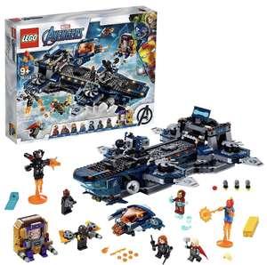 LEGO Marvel Avengers 76153 Helicarrier £85 @ Amazon UK