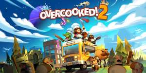 Switch Game: Overcooked 2 £9.99 at Nintendo eShop